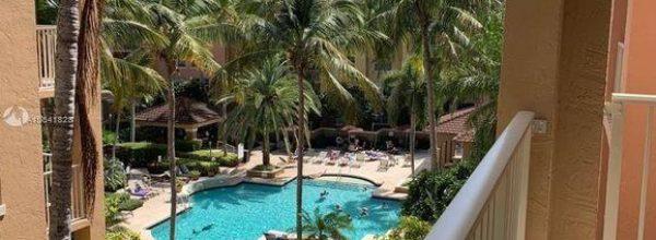 Appartamento vista giardino tropicale Florida- Aventura