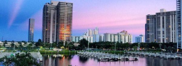 Appartamento sull'intracoastal Florida Aventura