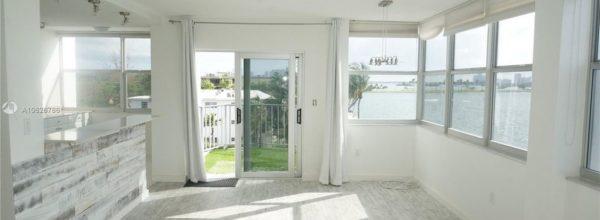 Appartamento  bianco North Miami
