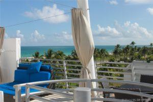 Attico di alto livello Miami Beach-South Beach