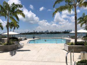 Appartamento con bacino privato/ accesso  all'oceano Miami Beach