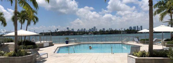 Apartment mit einem privaten Dock / Ozean Zugang Miami Beach