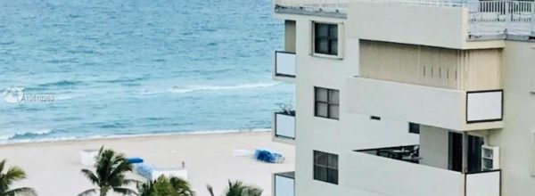 Appartement / Studio sur le front de mer de Miami Beach-South Beach